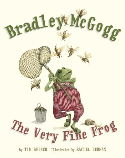 Bradley McGogg The Very Fine Frog