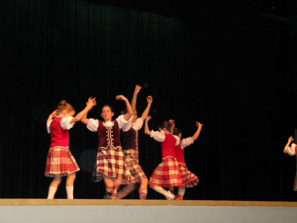 McDonnell School of Highland Dance