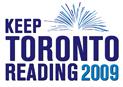 Keep Toronto Reading 2009