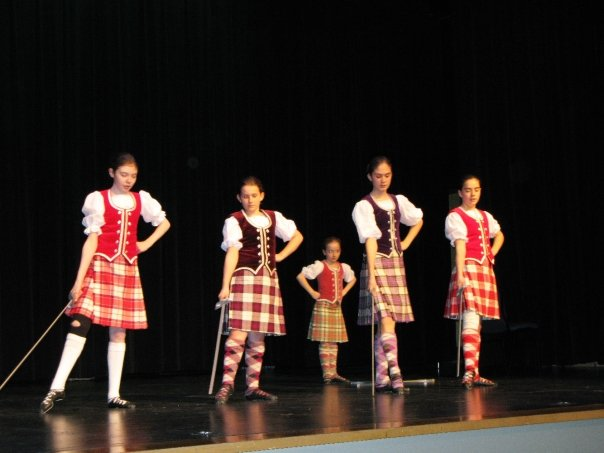 The McDonnell School of Highland Dance