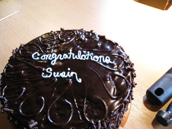 Susin's Cake