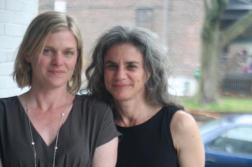 Laura Beingessner and Joanne Schwartz