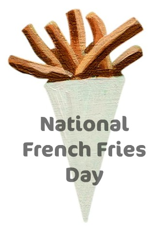 national french fry day - photo #28