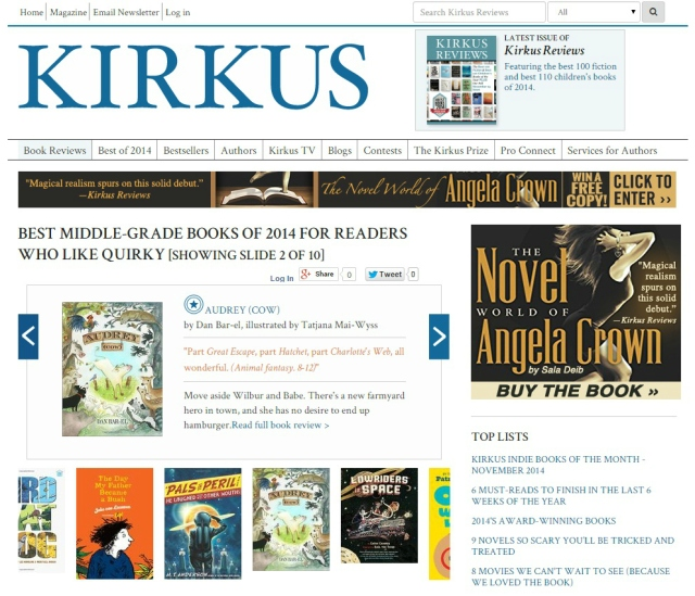 kirkus review Kirkus indie review – $795 since 1933, kirkus has been one of the most trusted and authoritative voices in book discovery all kirkus indie reviewers are.