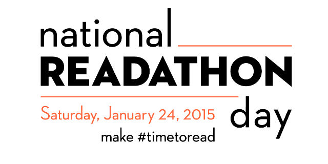 NationalReadathonDay