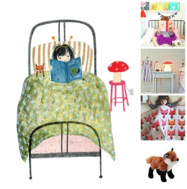 sadie bedroom