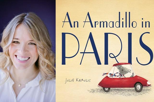 Julie Kraulis/An Armadillo in Paris