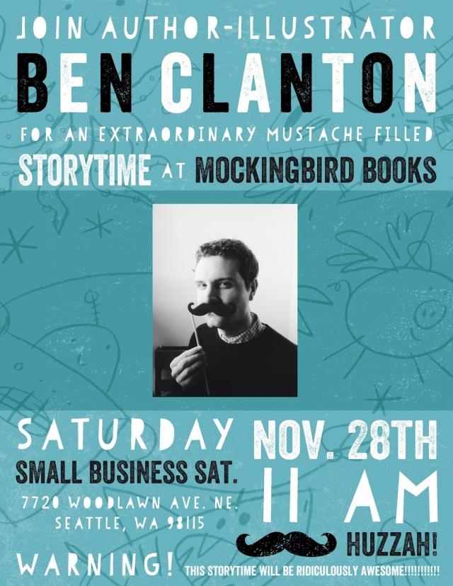 Ben Clanton_storytime