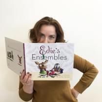 Senior Director in Marketing got behind Edie's Ensembles
