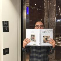 Doubleday Canada's Editorial Assistant got behind Going Up!