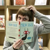 Children's Book Associate Editor got behind Head Lice