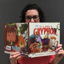 Publicity & Marketing Manager got behind If I Had a Gryphon