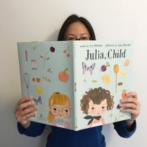 Publicity & Marketing Coordinator got behind Julia, Child