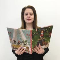 Children's Book Senior Managing Editor got behind Miss Moon