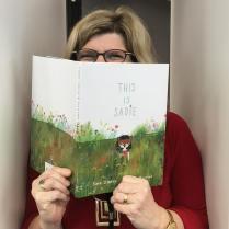 Children's Book Publishing Director got behind This Is Sadie