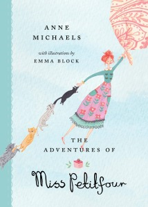 The Adventures of Miss Petitfours - paperback