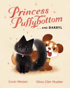 princess puffybottom and darryl